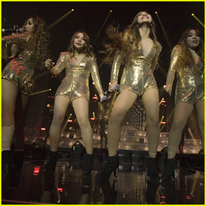 4th Impact Shine On 'X Factor' Live Tour With Louisa Johnson in Glasgow
