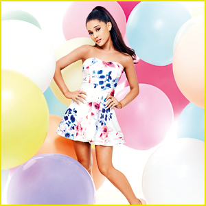 Ariana Grande is the New Face of 'Lipsy'; Spring Fashion Collection Launching Next Month!