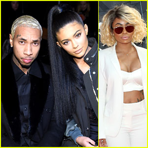 Tyga Defends Kylie Jenner After Blac Chyna Calls Out Cooking Show