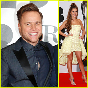 Olly Murs Arrives at BRIT Awards 2016 After Leaving 'X-Factor'