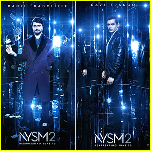 Daniel Radcliffe Gets Reflective In New 'Now You See Me 2' Poster