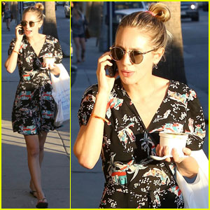 Dylan Penn is Back From Her Brazil Trip