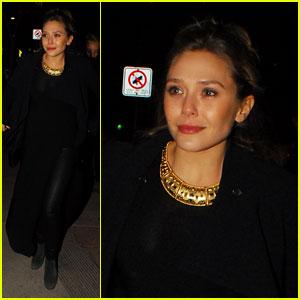 Elizabeth Olsen & 'Avengers' Co-Star Jeremy Renner to Reunite in New Movie