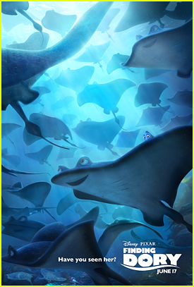 Can You Spot Dory In These New 'Finding Dory' Posters?
