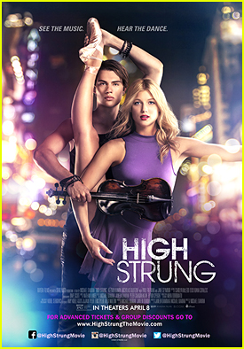 The 'High Strung' Movie Trailer Is Out & It Will Have You Heart Racing