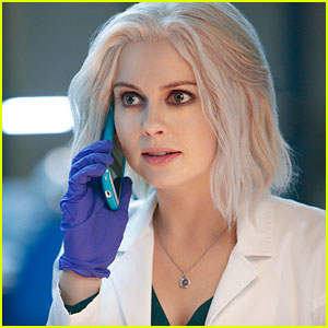 Liv is on Coffee Overload on Tonight's 'iZombie'