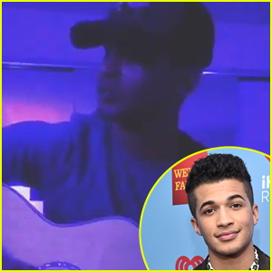 Jordan Fisher Covers Troye Sivan's 'Fool's & 'Wild'