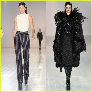 Kendall Jenner Rocks Marc Jacobs' NYFW Show