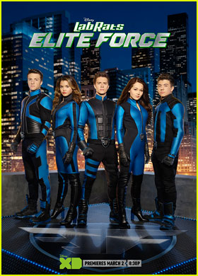 'Lab Rats: Elite Force' to Premiere March 2!