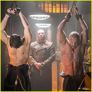 'DC's Legends of Tomorrow' Sneak Peek: Atom & Heat Wave Contemplate a Prison Break