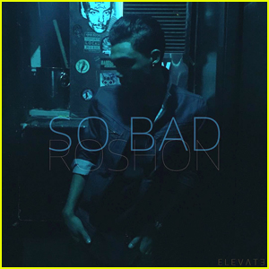 Roshon Fegan Teases New Track 'So Bad' On Instagram