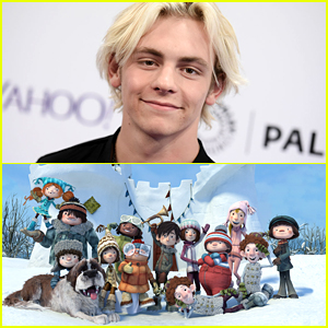 Ross Lynch Dishes On Snow Forts, Snowball Fights & Snowtime! (Exclusive Interview)