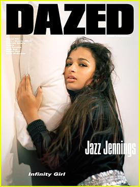 Rowan Blanchard Interviews Jazz Jennings For 'Dazed' Mag