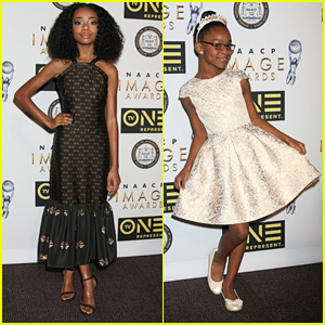 'black-ish's Marsai Martin Wins Supporting Actress at NAACP Image Awards 2016
