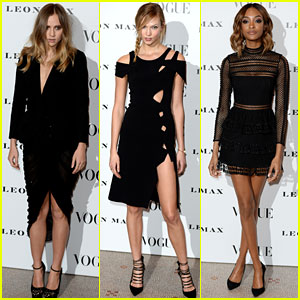 Suki Waterhouse & Karlie Kloss Celebrate a 'Century of Style'