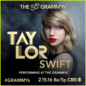 Taylor Swift Added to Grammys 2016 Performers Lineup!