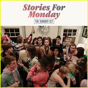 The Summer Set Announce Support For 'Stories For Monday' Tour