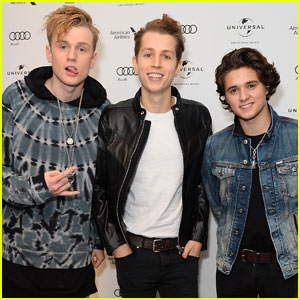 The Vamps Party Without Connor Ball After BRIT Awards 2016