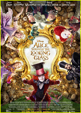 'Alice Through The Looking Glass' Gets New TV Spot - Watch Now!