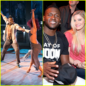 Antonio Brown Wins DOOM Videogame Tournament with iJustine After 'Dancing With The Stars' Rumba