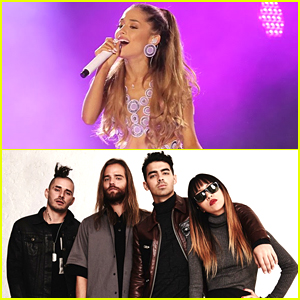 Ariana Grande & DNCE To Perform at RDMAs 2016; Katherine McNamara & Emeraude Toubia Will Present!