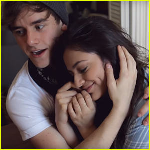 Connor Franta & Bethany Mota Recreate Couple Poses - Watch Now
