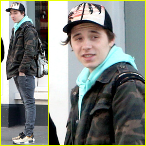 Brooklyn Beckham Sends Message to Mom on Mother's Day!