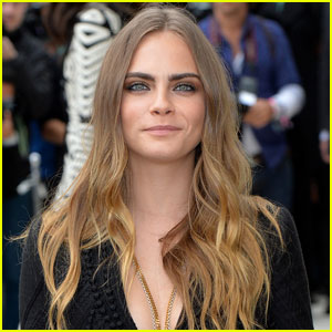 Cara Delevingne Says Getting Approval From Others Isn't Important