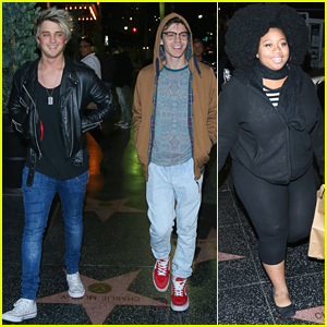 MacKenzie Bourg & Dalton Rapattoni Dine Out Together Ahead of 'American Idol' Top 5 Show