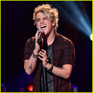 Dalton Rapattoni Performs on 'American Idol' Top 3 Show - Watch Now!
