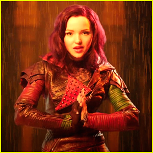 Dove Cameron Covers 'Genie In A Bottle' For Disney's Descendants - Watch Now!