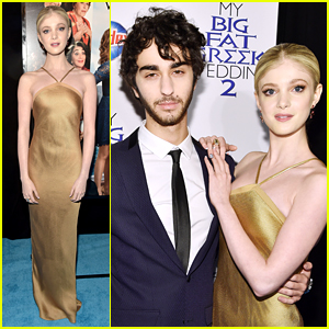Elena Kampouris Takes Over JJJ's Instagram For 'Greek Wedding 2' Premiere!
