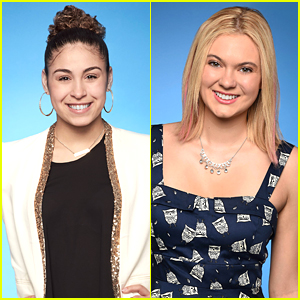 Gianna Isabella & Olivia Rox Say Farewell to 'American Idol' in Online Messages