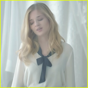 Jackie Evancho Focuses on Military Love in 'Coming Home Part II' Cover Video