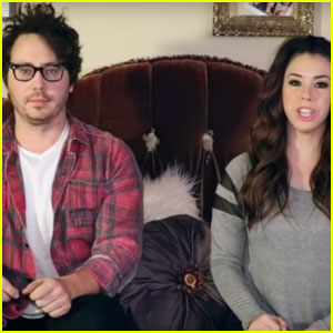 Jillian Rose Reed Covers Justin Bieber for New YouTube Variety Show!