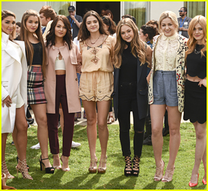 Katherine McNamara, Kelli Berglund & Brec Bassinger Bring STEM To the Spotlight with FabLab