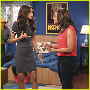 K.C. Finds Out Her Mom's Secret On Tonight's 'K.C. Undercover'