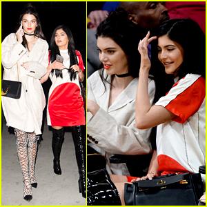Kylie Jenner Slams Rob Kardashian Feud Rumors: 'I See Him All the Time'