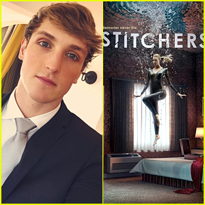 Logan Paul To Guest Star on 'Stitchers' Season Two!