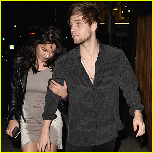 Luke Hemmings & Arzaylea Have Late Night Date Night