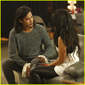 Brandon Debuts His 'R & J: A Rock Musical' On Tonight's 'The Fosters'