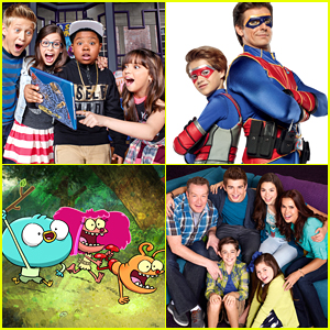 'Game Shakers', 'Henry Danger' & 'The Thundermans' All Renewed By Nickelodeon
