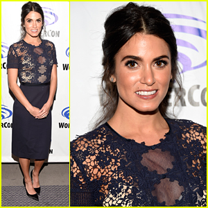 Nikki Reed Hits WonderCon 2016 with 'Sleepy Hollow' Cast