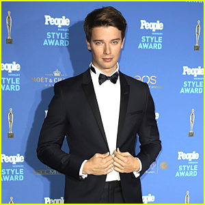 Patrick Schwarzenegger Wins Newcomer Award at Germany's People Style Awards