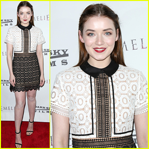 Sarah Bolger Worried She Might Give Her Kid Co-Stars Nightmares on 'Emelie' Set