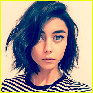 Sarah Hyland Dyes Hair Black For 'Dirty Dancing' Remake