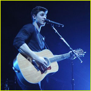 Shawn Mendes Debuts New Songs 'Three Empty Words' & 'Like This' - Watch Here!