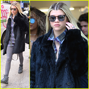 Sofia Richie Was Glad Dad Lionel Said No To Her About a Music Career When She Was Younger