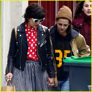 Kristen Stewart Holds Hands With Soko on Romantic Paris Stroll