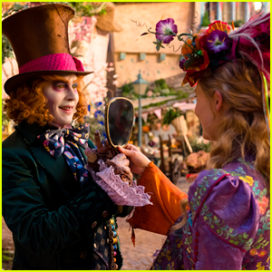 'Alice Through the Looking Glass' Debuts New Trailer & Stills - Watch Now!